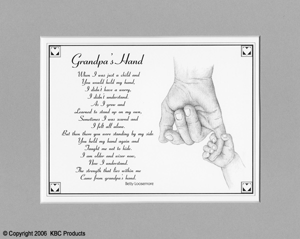 KBC Products - Heartfelt Poetry for Any Occasion. Available in matted ...